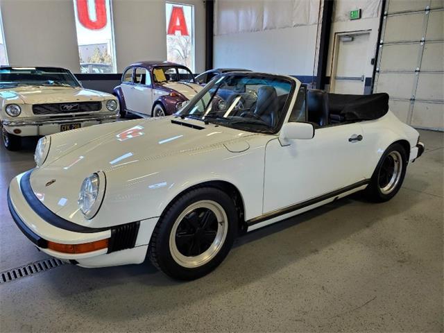 1988 Porsche 911 Carrera (CC-1331602) for sale in Bend, Oregon
