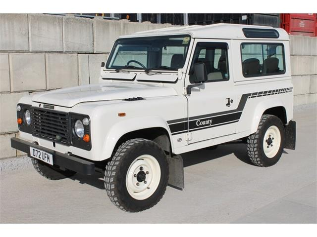 1987 Land Rover Defender (CC-1331620) for sale in Fort Wayne, Indiana