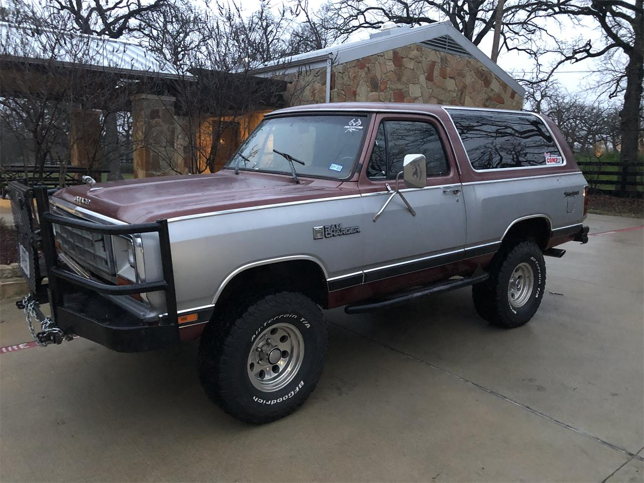 1985 Dodge Ramcharger (CC-1331625) for sale in Colleyville, Texas