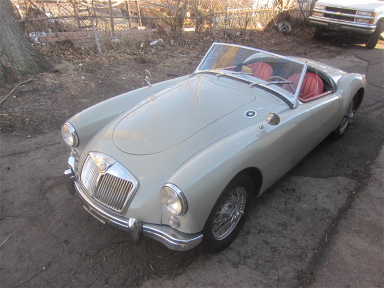 1957 MG 1600 (CC-1331626) for sale in Stratford, Connecticut
