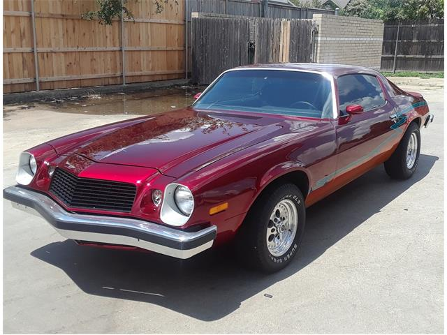 1974 Chevrolet Camaro (CC-1331629) for sale in Fort Worth, Texas