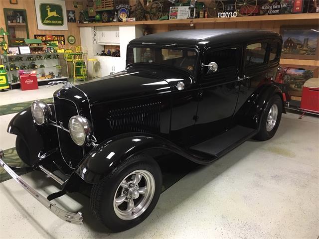 1932 Ford 4-Dr Sedan (CC-1331640) for sale in Ottawa Lake, Michigan