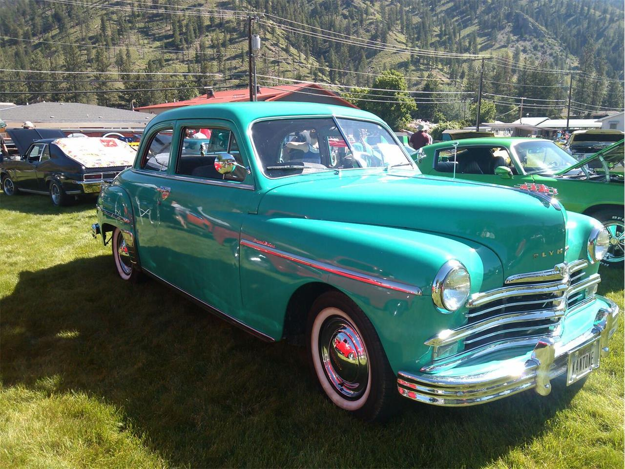 1949 Plymouth Special Deluxe (CC-1331645) for sale in MISSOULA, Montana