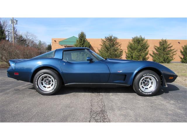 1979 Chevrolet Corvette (CC-1330169) for sale in Milford, Ohio