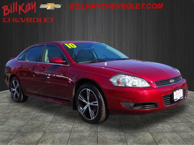 2010 Chevrolet Impala (CC-1331739) for sale in Downers Grove, Illinois