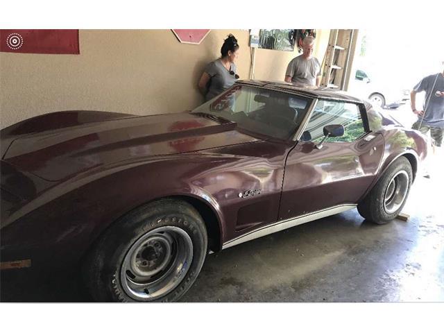 1976 Chevrolet Corvette Stingray (CC-1331741) for sale in Midlothian, Texas