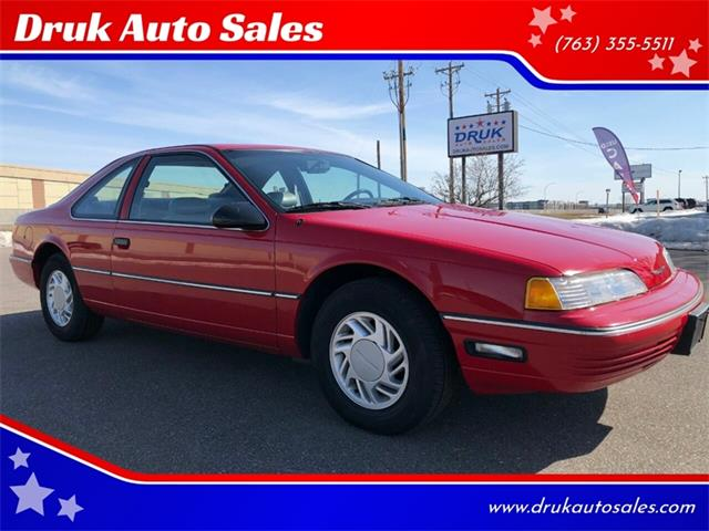 1991 Ford Thunderbird (CC-1331744) for sale in Ramsey, Minnesota