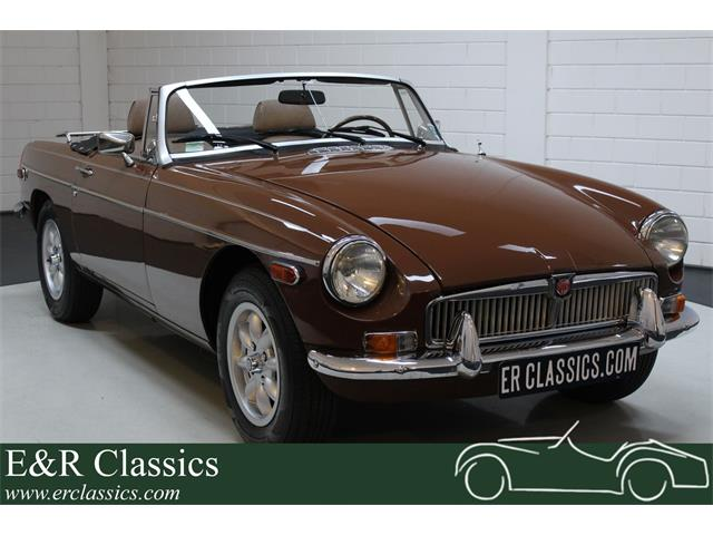 1980 MG MGB (CC-1331762) for sale in Waalwijk, Noord-Brabant