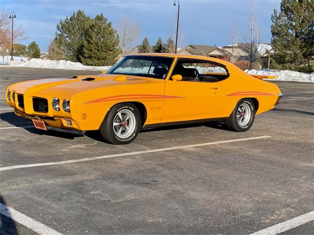 1970 Pontiac GTO (CC-1331774) for sale in THORNTON, Colorado