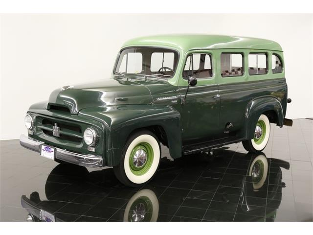1953 International Travelall (CC-1331781) for sale in St. Louis, Missouri