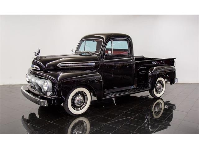 1951 Ford F1 (CC-1331785) for sale in St. Louis, Missouri