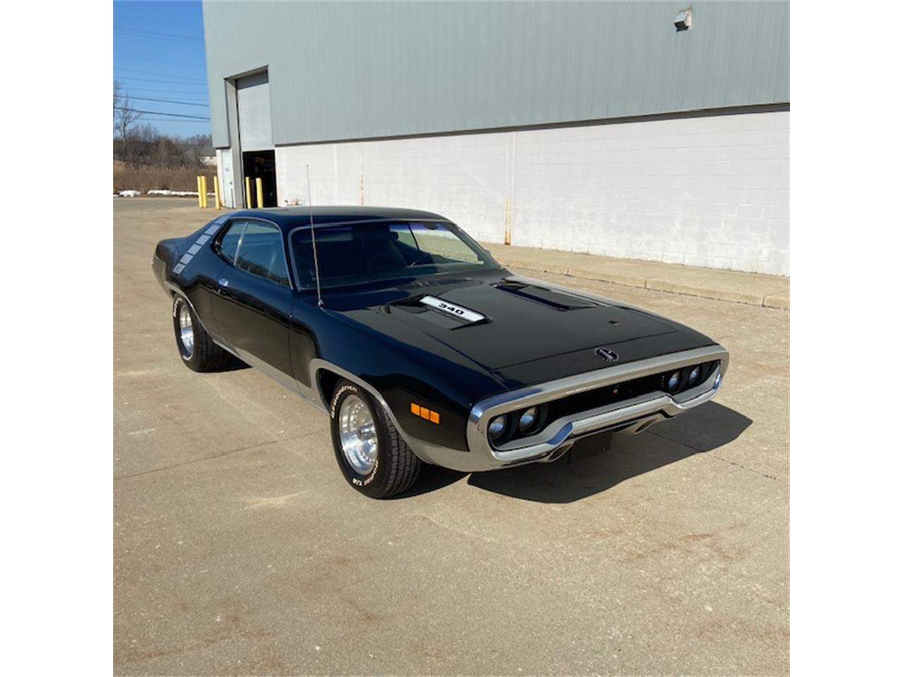 1971 Plymouth Road Runner (CC-1330179) for sale in Macomb, Michigan