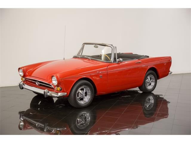 1966 Sunbeam Tiger (CC-1331801) for sale in St. Louis, Missouri