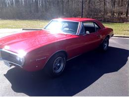 1967 Pontiac Firebird (CC-1331803) for sale in Independence, Ohio