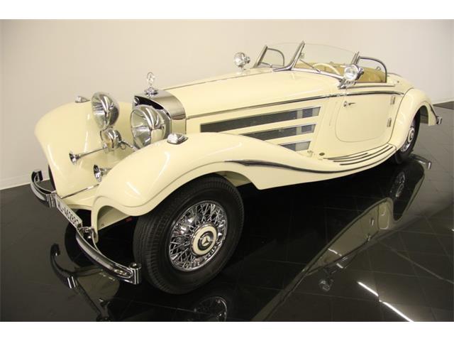 1935 Mercedes-Benz 500K (CC-1331807) for sale in St. Louis, Missouri