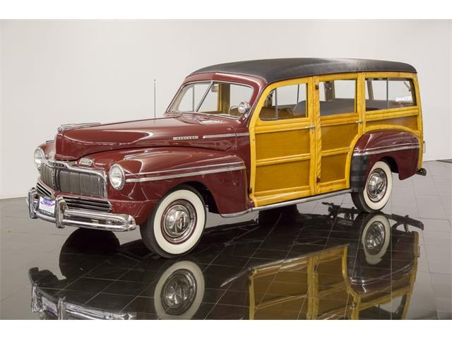 1947 Mercury Woody Wagon
