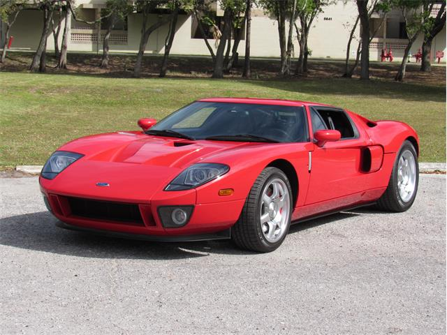 2005 Ford GT (CC-1330182) for sale in Sarasota, Florida