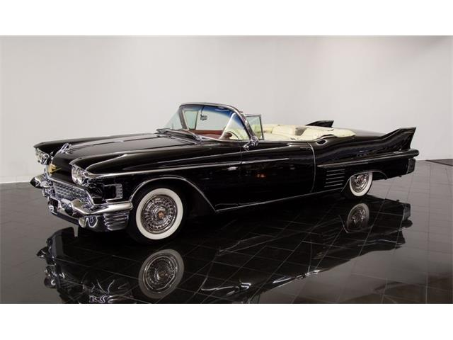 1958 Cadillac Series 62 (CC-1331820) for sale in St. Louis, Missouri