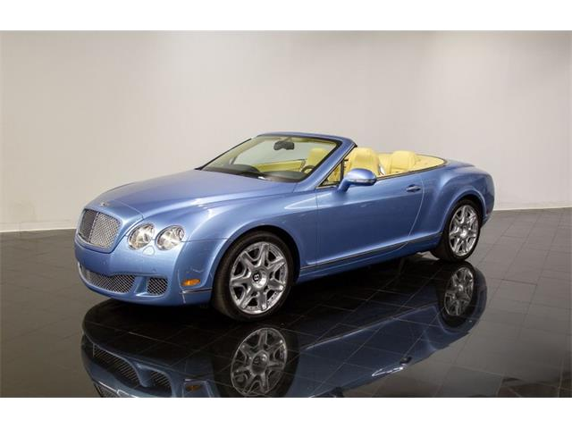 2011 Bentley Continental (CC-1331821) for sale in St. Louis, Missouri