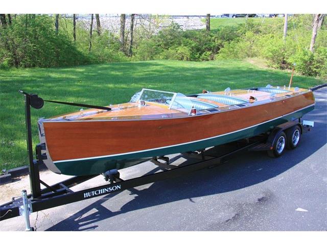1934 Hutchinson Boat