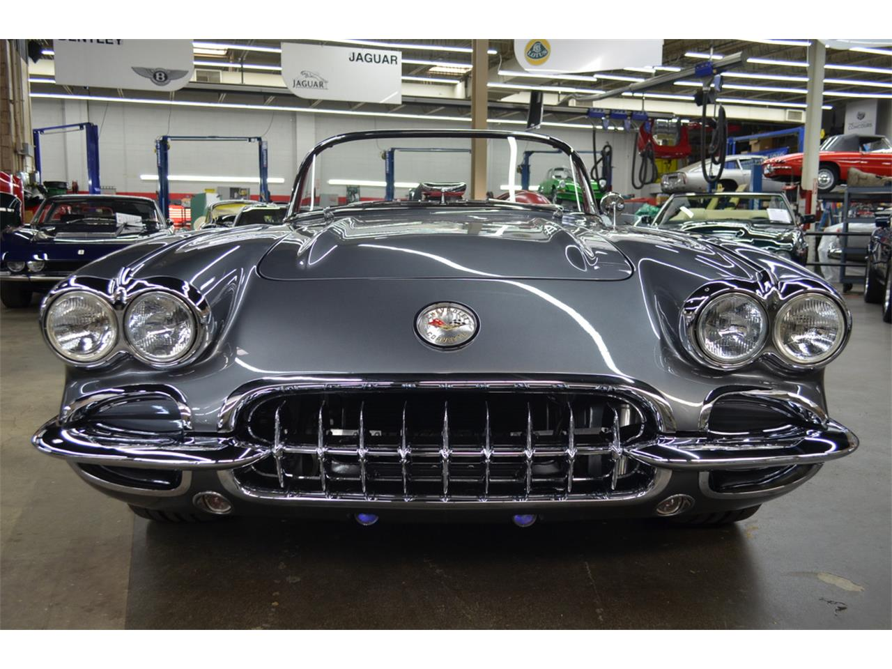 1959 Chevrolet Corvette (CC-1331824) for sale in Huntington Station, New York