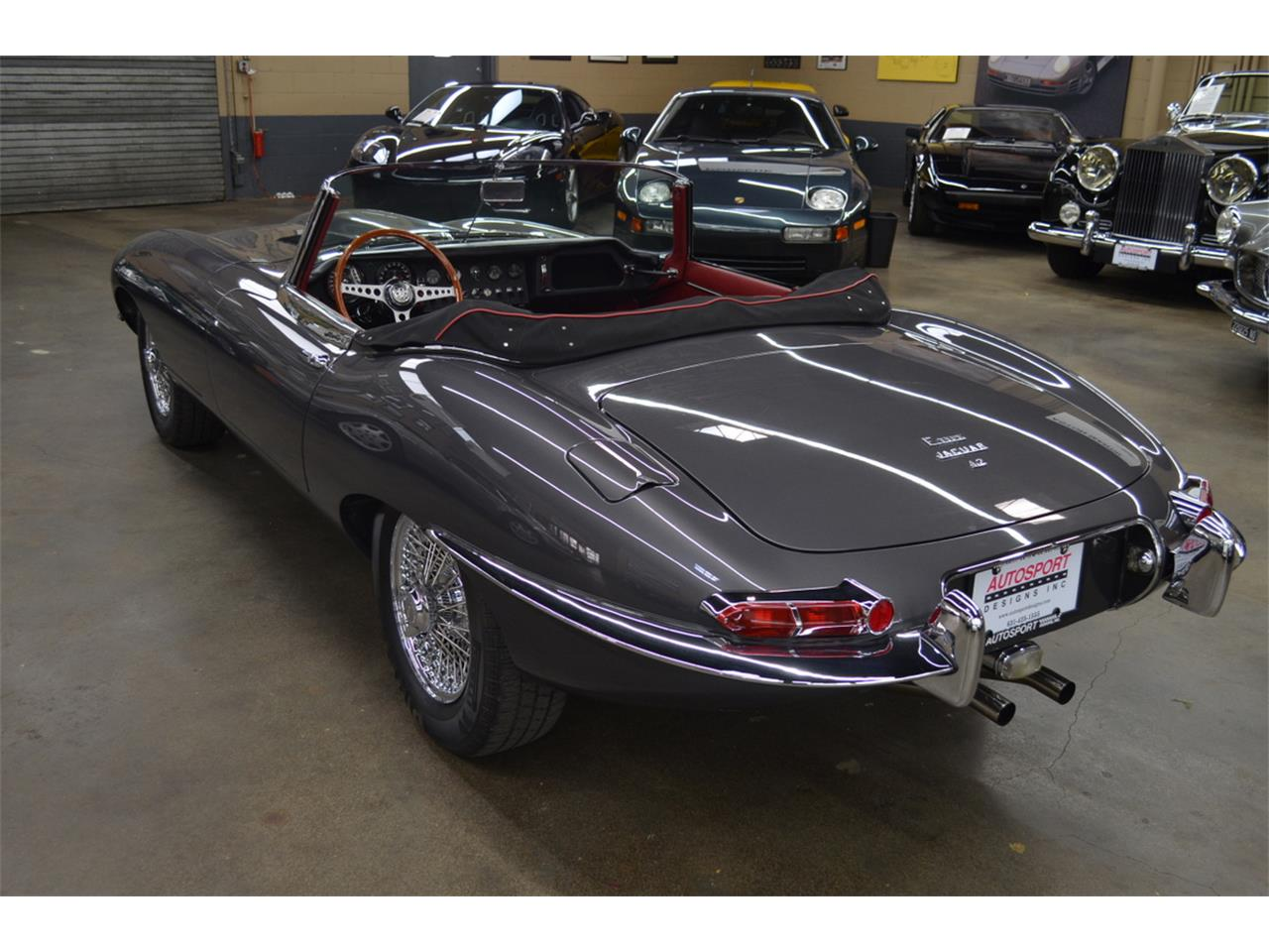 1965 Jaguar E-Type for Sale | ClassicCars.com | CC-1331826