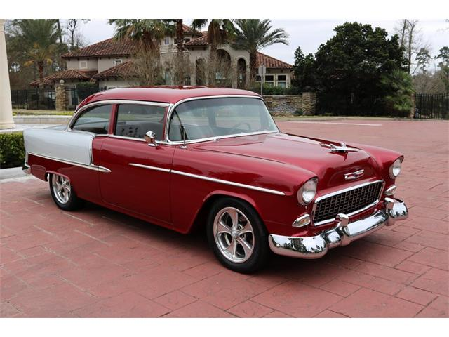 1955 Chevrolet Bel Air (CC-1331832) for sale in Conroe, Texas