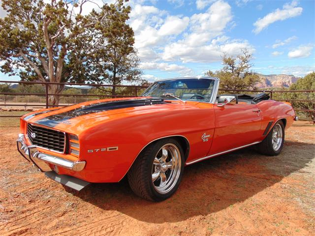 1969 Chevrolet Camaro RS/SS (CC-1331836) for sale in Sedona, Arizona