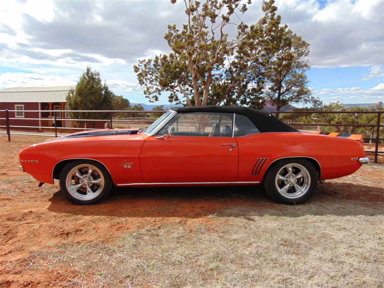 1969 Chevrolet Camaro RS/SS (CC-1331836) for sale in Carmel, California