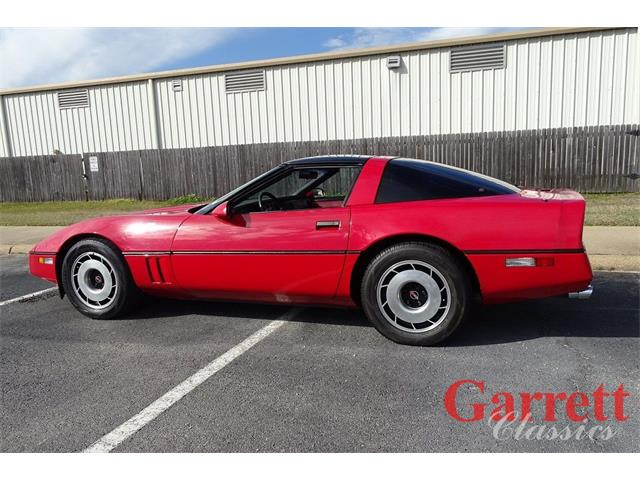 1985 Chevrolet Corvette (CC-1331841) for sale in Lewisville, TEXAS (TX)