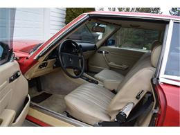 1985 Mercedes-Benz 380SL (CC-1330186) for sale in EFLAND, North Carolina