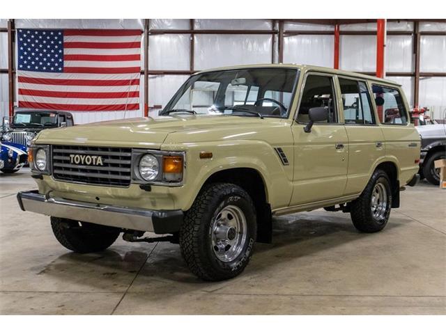 1986 Toyota Land Cruiser FJ (CC-1331873) for sale in Kentwood, Michigan