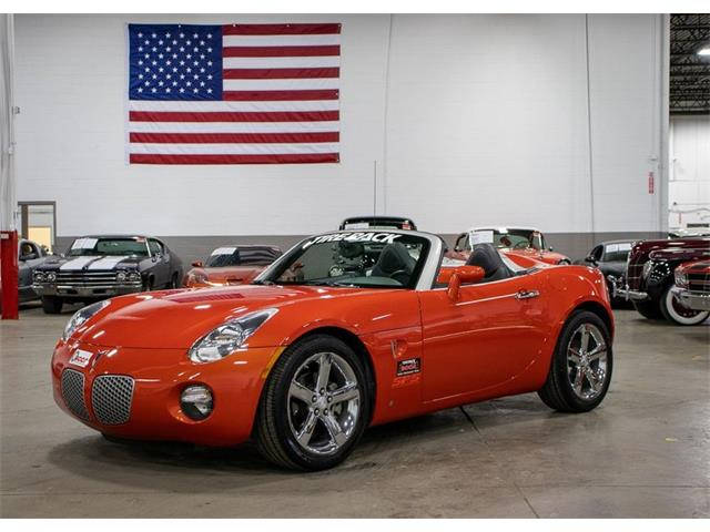 2008 Pontiac Solstice (CC-1331874) for sale in Kentwood, Michigan