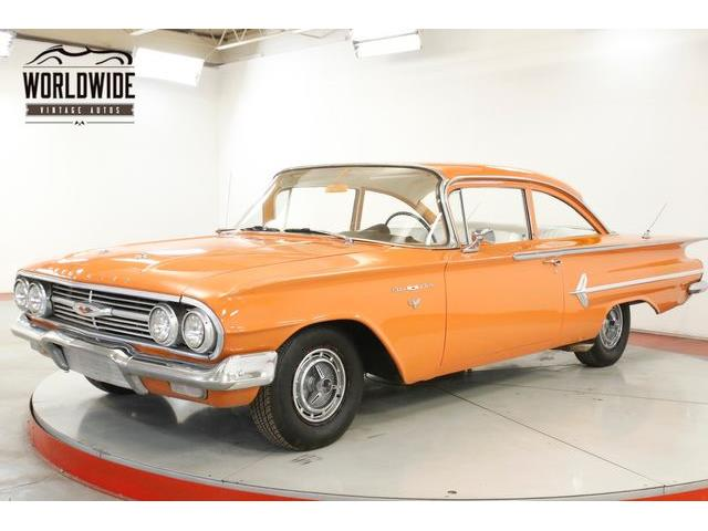 1960 Chevrolet Bel Air (CC-1331883) for sale in Denver , Colorado