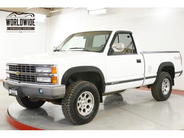 1991 Chevrolet 1500 (CC-1331890) for sale in Denver , Colorado
