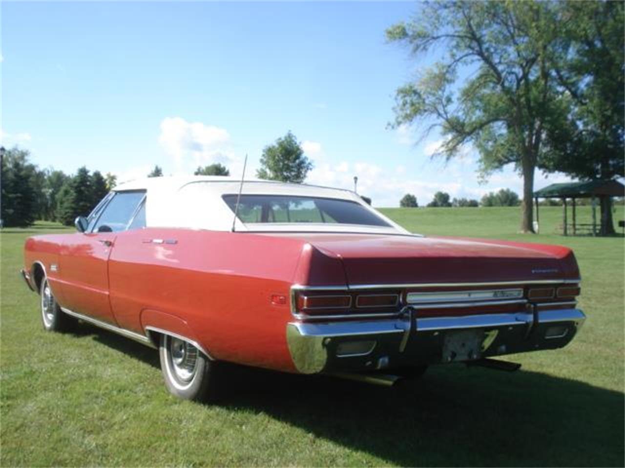 1969 Plymouth Sport Fury (CC-1330190) for sale in Milbank, South Dakota