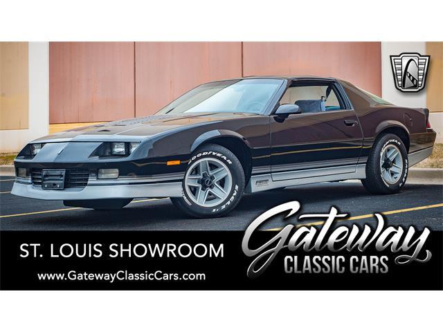 1985 Chevrolet Camaro (CC-1331906) for sale in O'Fallon, Illinois