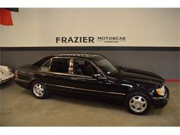 1999 Mercedes-Benz S320 (CC-1331934) for sale in Lebanon, Tennessee