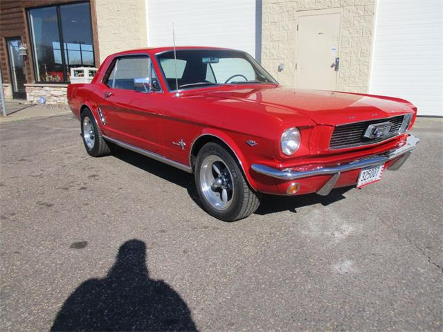 1966 Ford Mustang (CC-1331941) for sale in Ham Lake, Minnesota