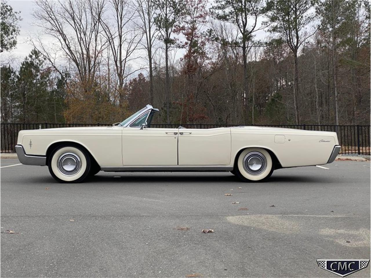 1966 Lincoln Continental (CC-1331952) for sale in Apex, North Carolina