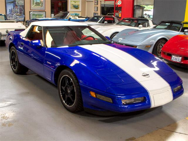 1996 Chevrolet Corvette (CC-1331960) for sale in Anaheim, California