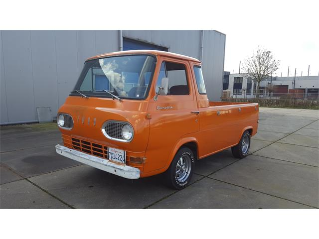 1967 Ford Econoline (CC-1331984) for sale in Waalwijk, Noord-Brabant
