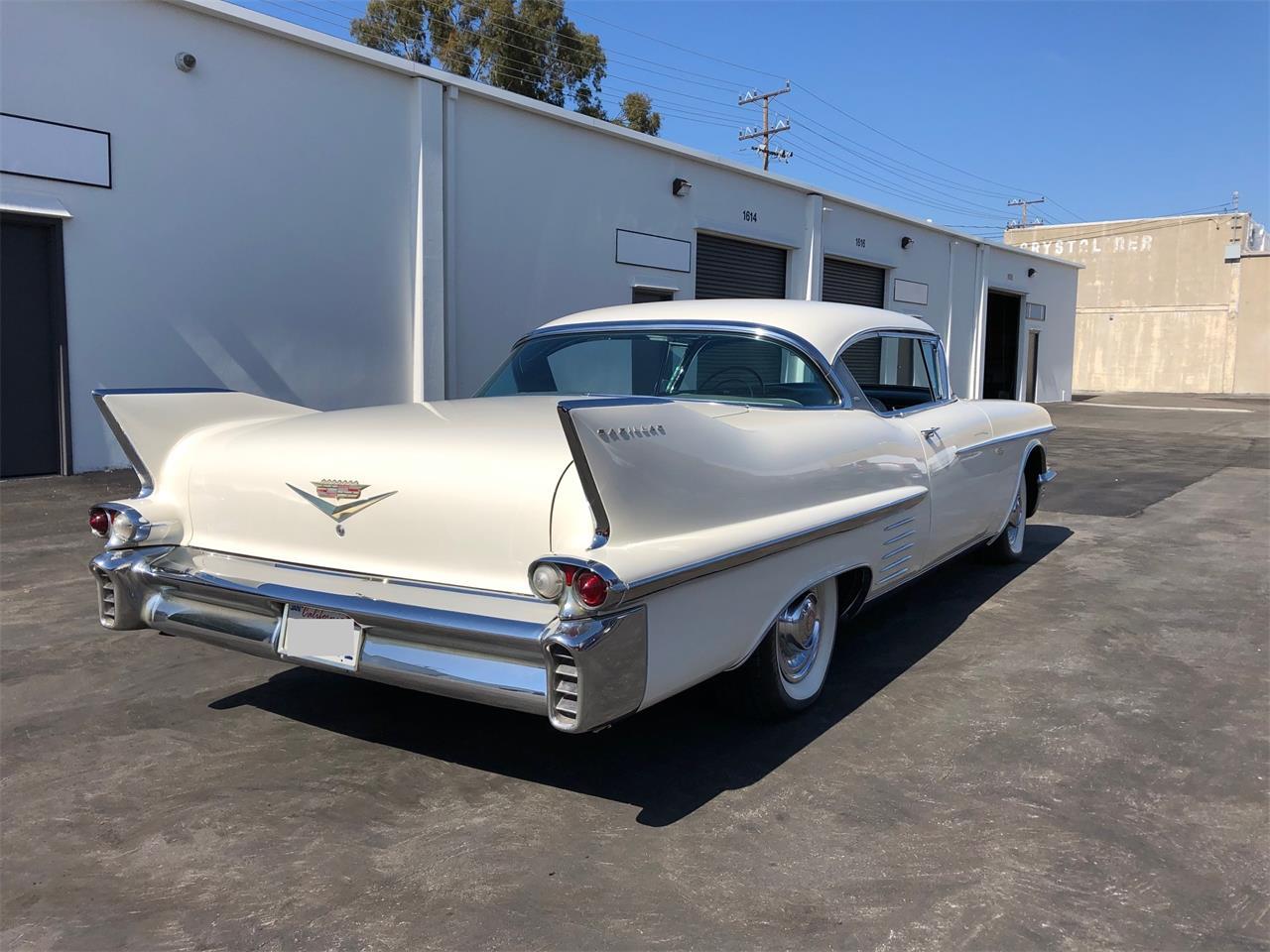 1958 Cadillac Coupe DeVille (CC-1330199) for sale in orange, California