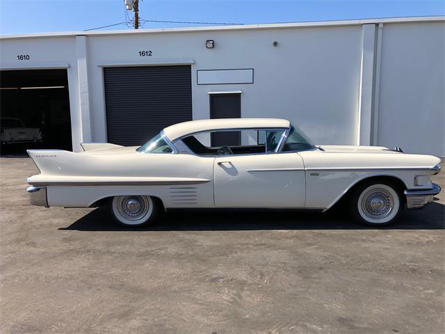 1958 Cadillac Coupe DeVille