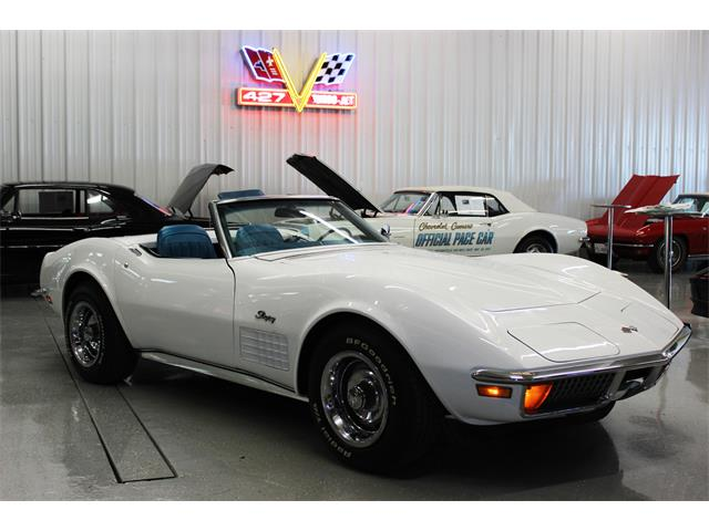 1972 Chevrolet Corvette (CC-1331995) for sale in Fort Worth, Texas