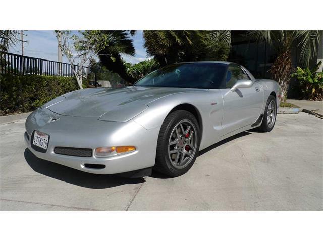 2003 Chevrolet Corvette Z06 (CC-1331999) for sale in Anaheim, California