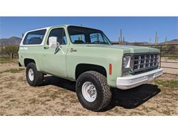 1978 Chevrolet Blazer (CC-1332008) for sale in North Pheonix, Arizona