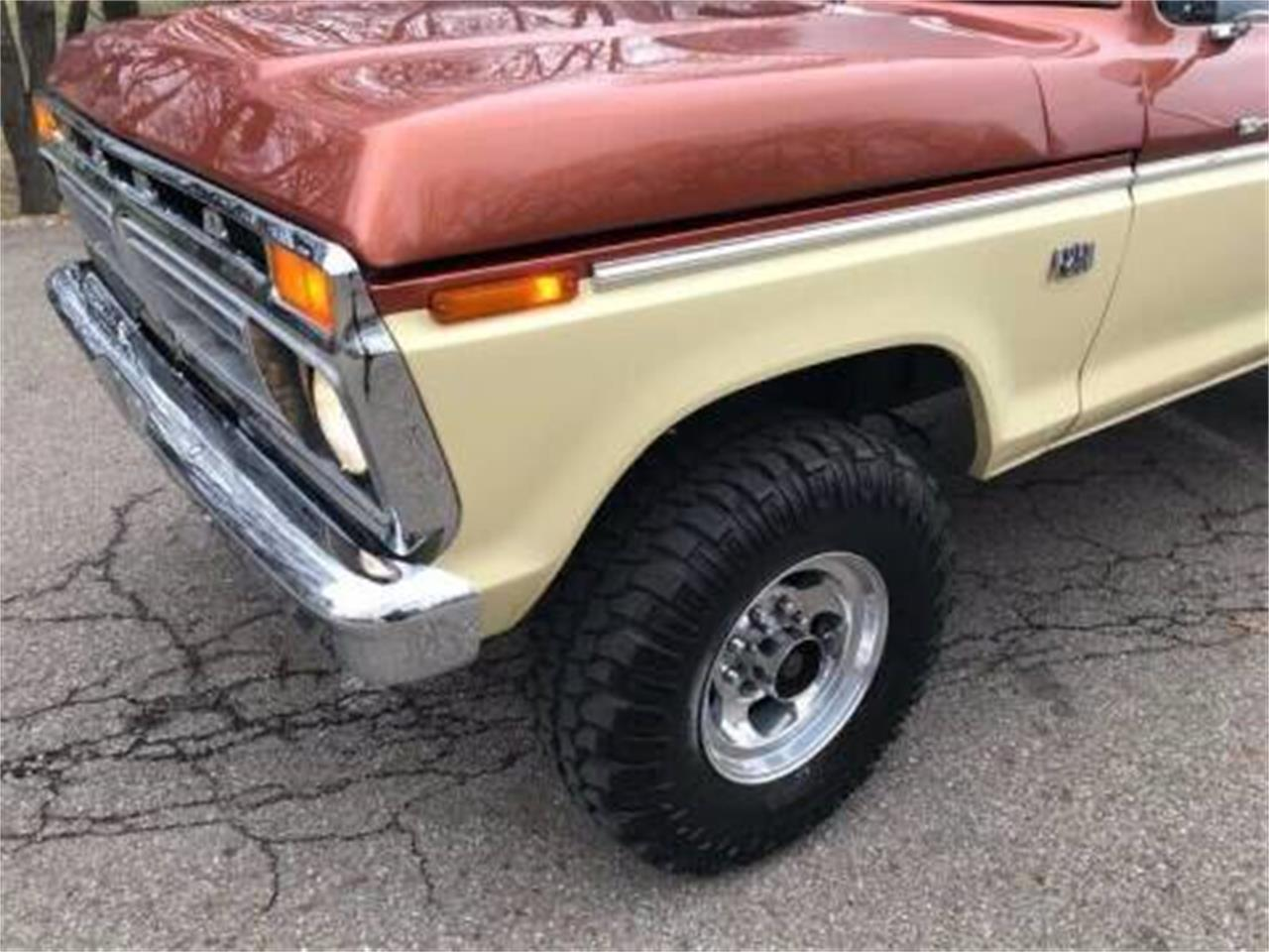 1976 Ford F250 (CC-1332009) for sale in Akron, Ohio
