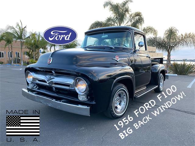 1956 Ford F100 (CC-1332013) for sale in San Diego, California
