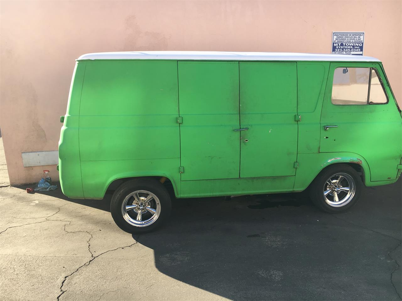 1962 Ford Econoline (CC-1330202) for sale in Los Angeles, California